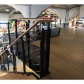 Quel est le prix d'une mezzanine industrielle ?